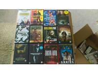 DVD's £1 each