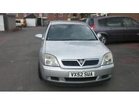 Vauxhall vectra 1.8sxi