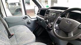 Ford Transit 350 Cdi LWB Hi Roof 2.4 Diesel
