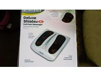 Foot massager Brand New. Perfect as a gift.
