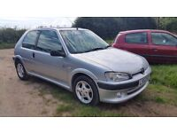 Peugeot 106 1.4 Quicksilver - Fsh - Low Miles - Low Owners