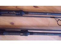 Daiwa G50 Black Widow Rods