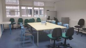 D1 training space available on weekdays(9AM -4PM) on monthly/hourly rent Aldgate,whitechapel