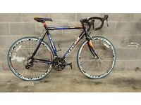NEARLY NEW FULLY SERVICED ROAD CLAUDBUTLER ELITE