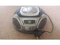 Mikomi Cd player and radio