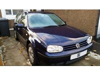 Volkswagen Golf MK4 TDI Estate - 2001 - Spares or Repairs
