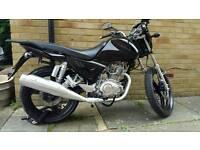 Motorcycle 125cc long m.o.t