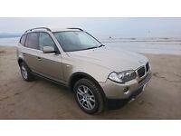 BMW X3 AUTO 2.0D SE xDrive 5dr Automatic - 4 Wheel Drive - FSH - Sat Nav - 2 Keys