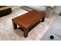John Lewis Like New Solid Oak Coffee Table RRP £299