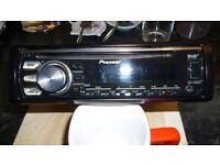 Pioneer DEH-4700 DAB single din DAB car audio