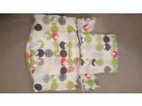 Seat Cover/Cushion for Stokke Tripp Trapp High Chair Baby set