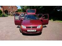 Ford fiesta ghia 1.25 cheap car cheap tax great first car mot till August