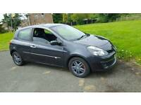 BARGAIN MAY SWAP RENAULT CLIO DYNAMIQUE NEW SHAPE 2006 LONG MOT
