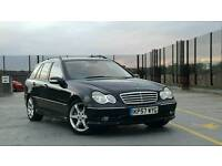 Mercedes C220 Cdi 50323mil full service 1 owner from 2008