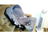 Baby car seat Tommy tippe feeder warmer
