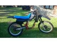 Honda mtx 125 no engine ideal spares or repairs