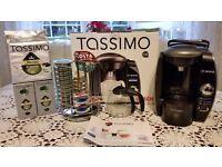 Tassimo T65 Bosch Coffee Machine with Accessories
