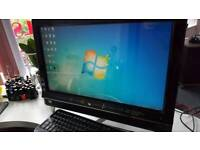 Touch screen pc, HP 600 TOUCH SMART