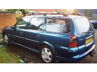 Vauxhall vectra manual diesel 5 speeds for sale.