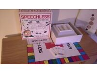 Speechless Board Game