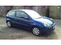 *FORD FIESTA 1.3 STYLE ONLY £1095