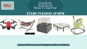 Gardner Auctions Inc. Now in Sarnia!