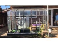FREE. Lean To Greenhouse