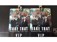Take That VIP Tickets