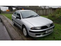 offers welcome-excellent MITSUBISHI CARISMA EQUIPPE 1 owner TIMING BELT DONE F.S.H. LOW MILEAGE