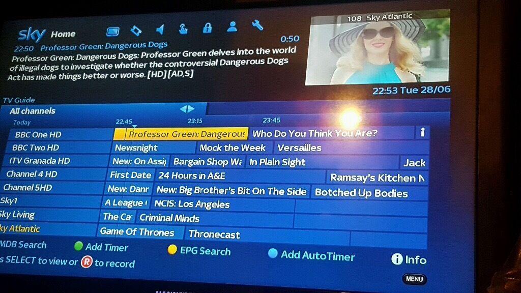 Zgemma 2s sky tv box in liverpool merseyside gumtree - Can you watch sky box office on sky go ...