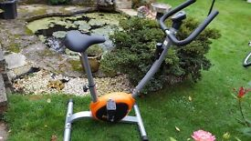 """Bodyfit"" exercise bike"