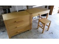 Small Desk or Dressing Table