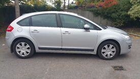 2010 Citroen c4 1.6 hdi 90 5 door hatchback 1 previous company owner long mot