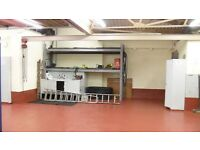 Warehouse Factory Storage to rent Liverpool L7 Off Sheil Rd Ner McDonalds 112SM Shuttr Alarm Secure