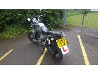 Zontes Monster 125cc (Learner Legal) 5 Speed Manual Commuter.