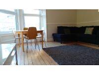 Bright renovated spacious 2 bedroom flat, Arbroath Road