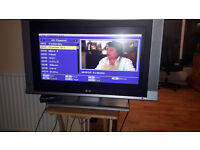 """LG 32"""" TV With Freeview Box"""