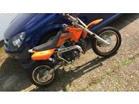 Pitbike 110cc Spares Or Repair