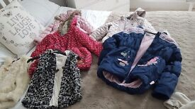 Childrens coats and gilet