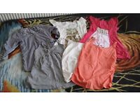maternity bundle of clothes size 8