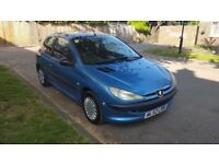 2002 Peugeot 206 1.1 for spare parts non runner