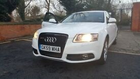 Audi A6 2.0 Tdi Automatic in White