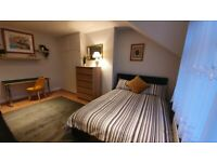 King size room in house share