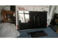 "Rarely used 40"" LED TV - Hitachi Flat Screen TV"