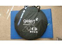 Gelert Quickpitch 2 Pop Up Tent - Festival Black Camping