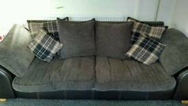 OFFERS! Dfs Large four seater sofa