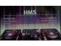 Hire My Sound, No Job to Big or Small , With or Without DJ (Partys,Weddings ,Wakes,Confrence's )