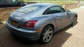 Chrysler Crossfire coupe