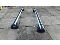 Thule zafira b roof bars..