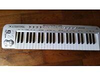 Behringer UMX49 U-Control MIDI Controller Keyboard - Pristine Condition